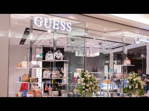 Guess Handbags Designer New Collection 2021 Outlets Mall Shop With Me|Cheerful Sona|