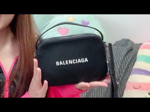 THIS BAG IS FOR MEN? | BALENCIAGA XS CAMERA BAG FOR MEN REVIEW FW20/21
